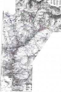 NEPAL-TREKING-Karta