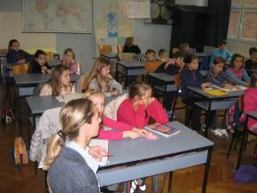Planinarska škola za podmladak