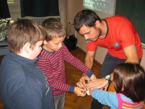 Planinarska škola za podmladak - prva pomoć